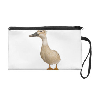 Female Crested Duck, 3 years old Wristlet Purse