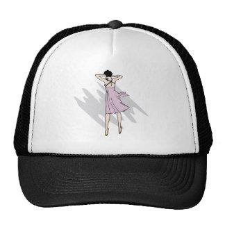 Female Dancer Trucker Hat