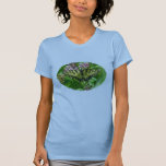 Female Eastern Tiger Swallowtail Butterfly T-Shirt