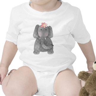 Female Elephant T Shirt