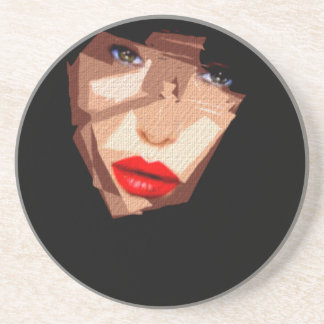 Female Expressions 592 Coaster