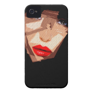 Female Expressions 592 iPhone 4 Cover