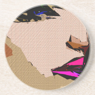 Female Expressions 711 Drink Coaster