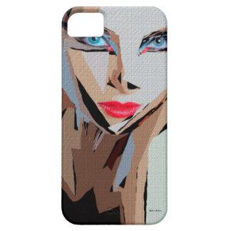 Female Expressions XVIII iPhone SE/5/5s Case