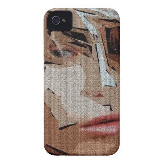 Female Expressions XX iPhone 4 Case-Mate Case