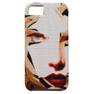 Female Expressions XXXVIII iPhone SE/5/5s Case