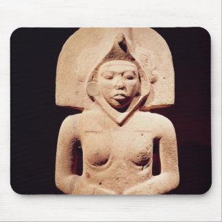 Female fertility figure, Huaztec Mouse Pad