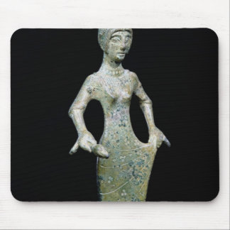 Female figure, possibly Aphrodite Mouse Pad
