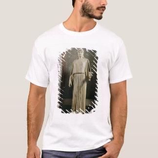 Female figure wearing a peplos, Greek (marble) T-Shirt