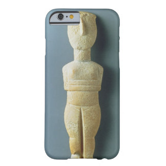 Female figurine, early Cycladic, c.2800-2300 BC (m Barely There iPhone 6 Case