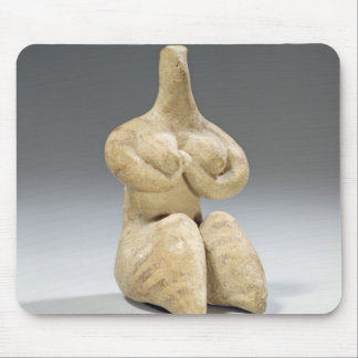 Female figurine in the Halaf style, c.4500 BC (ter Mouse Pad
