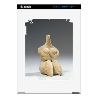 Female figurine in the Halaf style, c.4500 BC (ter Skin For iPad 3