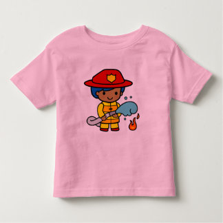 Female Firefighter T Shirts