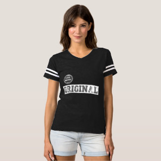 Female Football T-Shirt with Cool Original Print