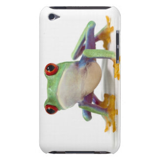 Female frog 2 iPod touch cases