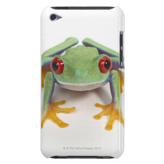 Female frog iPod touch cases