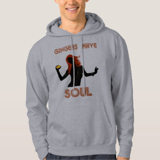 Female Gingers have Soul Hoodie