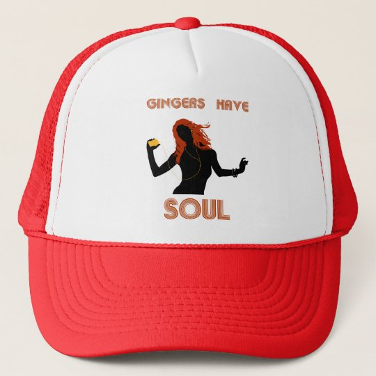Female Gingers have Soul Trucker Hat