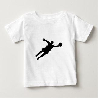 (Female) Goalie Save Baby T-Shirt