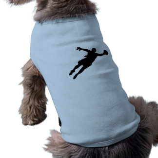 (Female) Goalie Save Doggie Tshirt