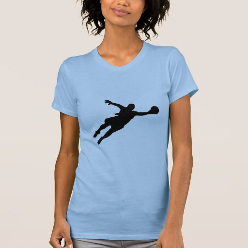 (Female) Goalie Save Tee Shirts