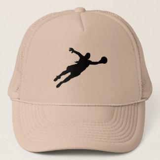 (Female) Goalie Save Trucker Hat