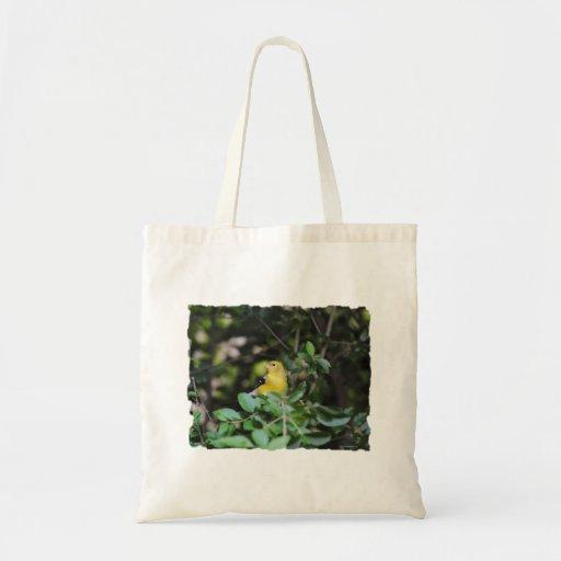 Female Goldfinch 1 Tote Bag