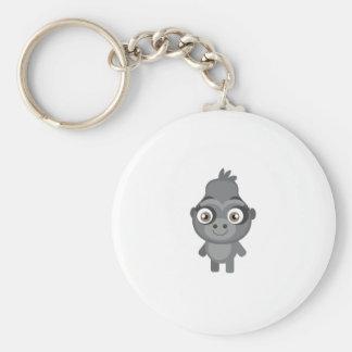 Female Gorilla - My Conservation Park Keychain