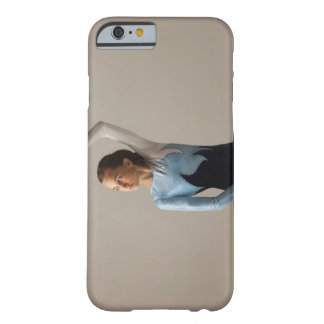 Female gymnast (12-13) performing splits barely there iPhone 6 case