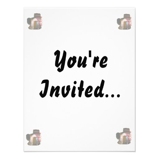female hand holding four string bass neck faded invitation