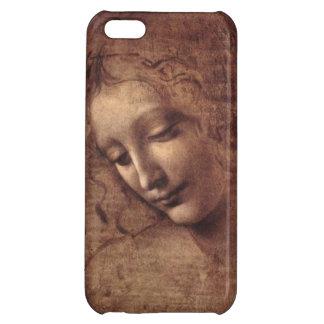 Female Head La Scapigliata by Leonardo da Vinci iPhone 5C Cover