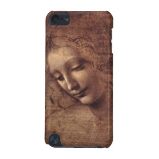 Female Head La Scapigliata by Leonardo da Vinci iPod Touch (5th Generation) Cover