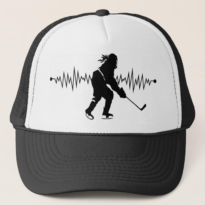 Hockey Heartbeat Men/'s Tee Image by Shutterstock