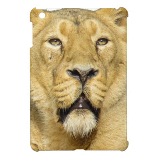 Female Lion Motivational Leadership iPad Mini Cover