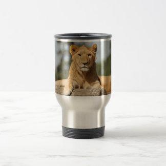 Female Lion Mug