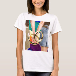 Female Marriage T-Shirt