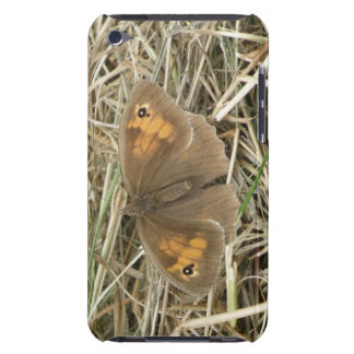 Female Meadow Brown Butterfly  Barely There iPod Cover