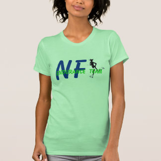 female, N, F, ENDURANCE  TEAM Tshirts