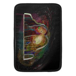 Female Nebula MacBook Sleeve