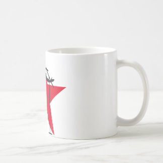 female opera more singer woman coffee mug