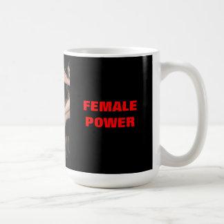 FEMALE POWER COFFEE MUG