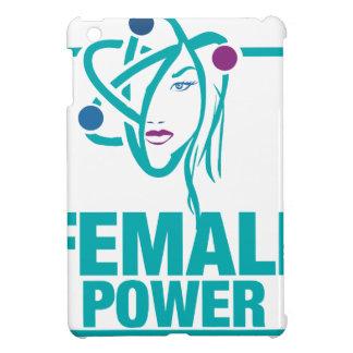 Female Power iPad Mini Cover