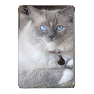 Female Ragdoll Cat iPad Mini Retina Cover