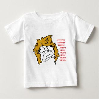 Female Rage Baby T-Shirt