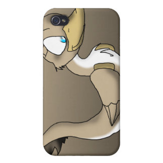 Female Reptilian Duck iPhone Case iPhone 4/4S Cover