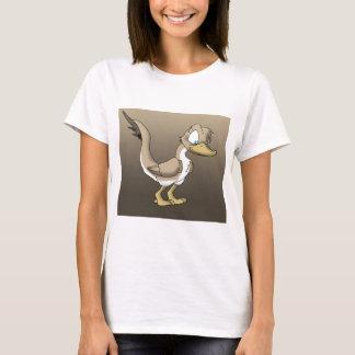 Female Reptilian Duck Shirt