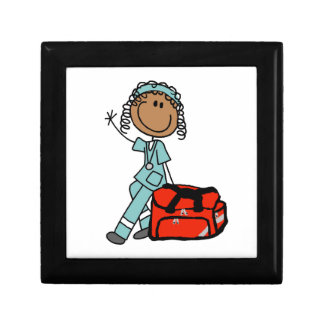 Female Respiratory Therapist or EMT Gift Boxes