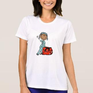 Female Respiratory Therapist or EMT Shirt