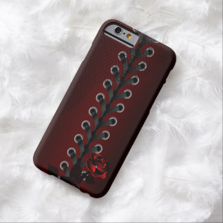 Female Retro Lace Corset Barely There iPhone 6 Case