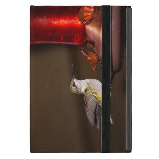 Female Ruby-throated Hummingbird iPad Mini Cases